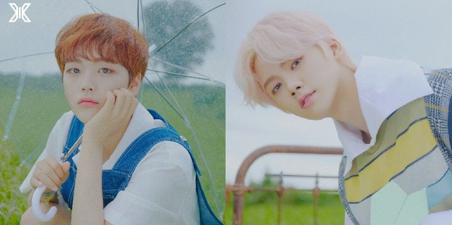 Các cựu thành viên Kang Minhee và Song Hyeongjun của X1 sắp debut lần thứ hai  ảnh 1