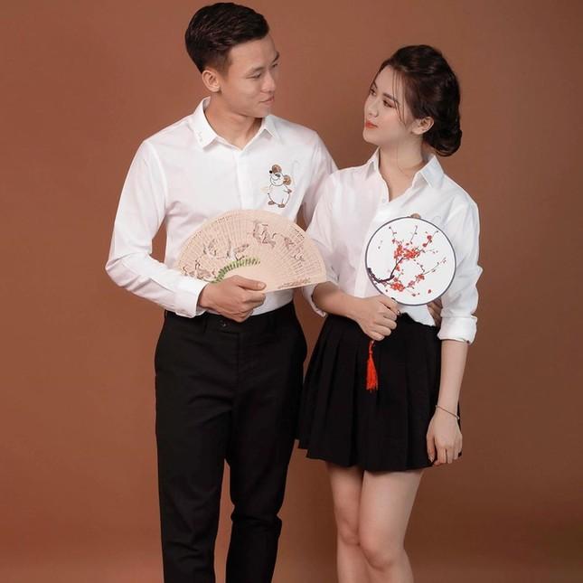 Đức Chinh, Văn Thanh khoe ảnh ngọt ngào bên bạn gái trong Valentine ảnh 4