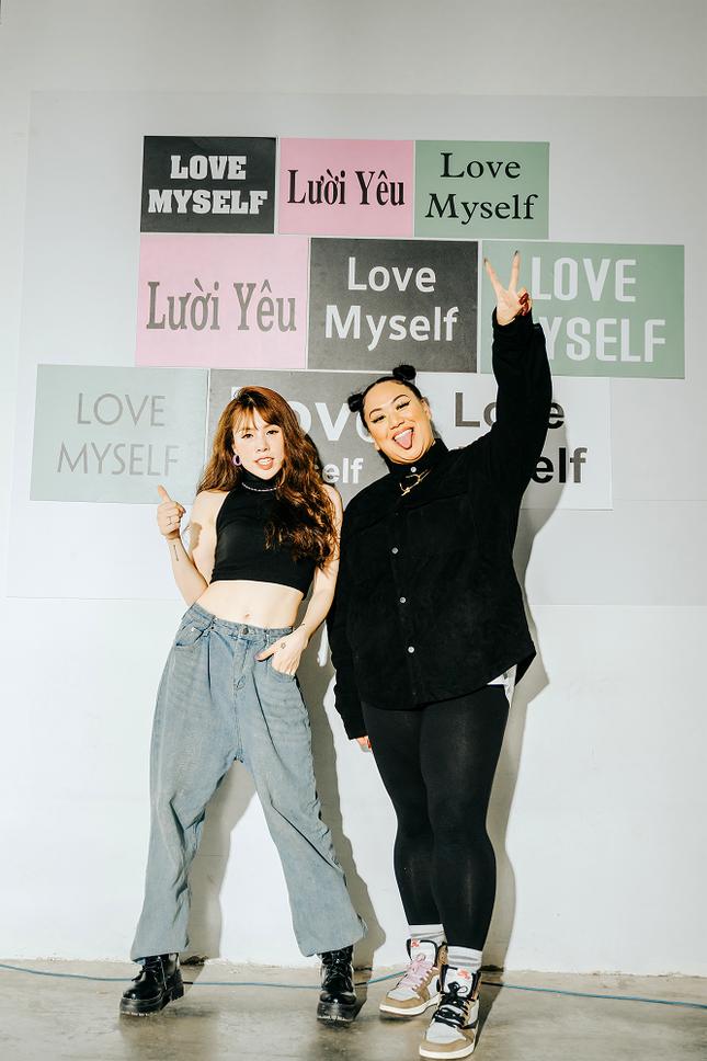 """Brittanya Karma tham gia MV của Bảo Anh, trổ tài bắn rap """"cực gắt"""" ảnh 2"""