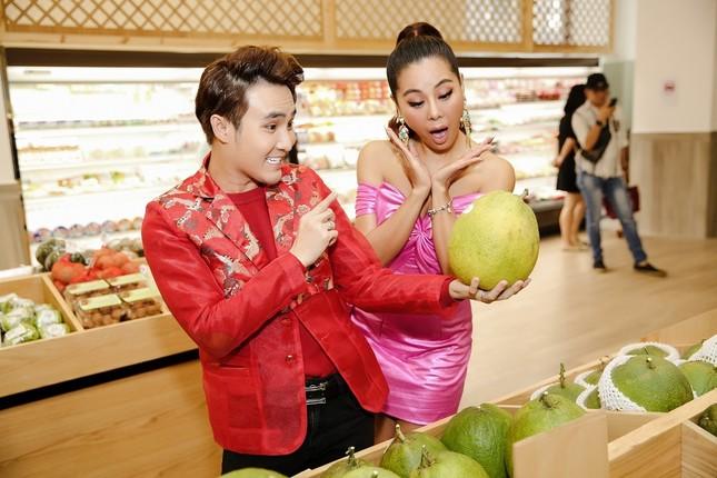 Đỗ Mỹ Linh, Lương Thuỳ Linh hội ngộ dàn sao Việt, rủ nhau đi mua sắm dịp cuối tuần ảnh 5