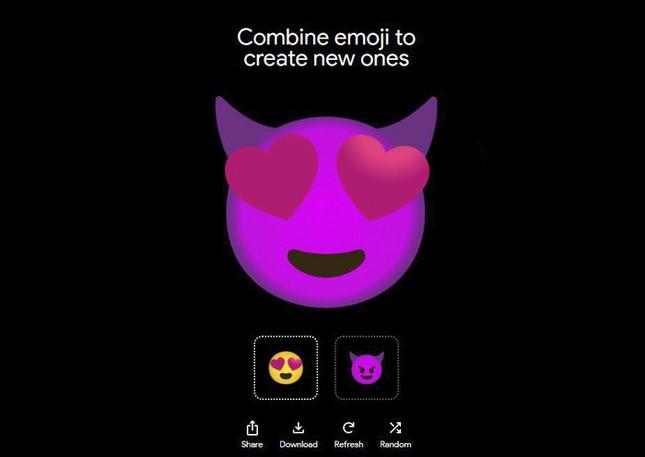 """Google ra mắt """"Emoji Kitchen"""", công cụ cho phép người dùng tự chế emoji ảnh 4"""