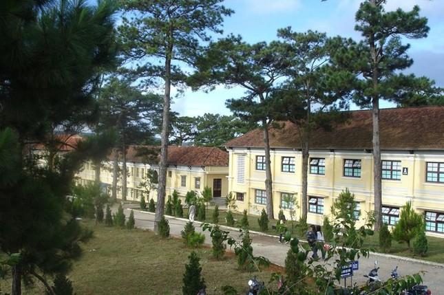 Trước diễn biến phức tạp của dịch corona, 2 ngôi trường đẹp nhất Đà Lạt tạm ngưng đón khách tham quan ảnh 2