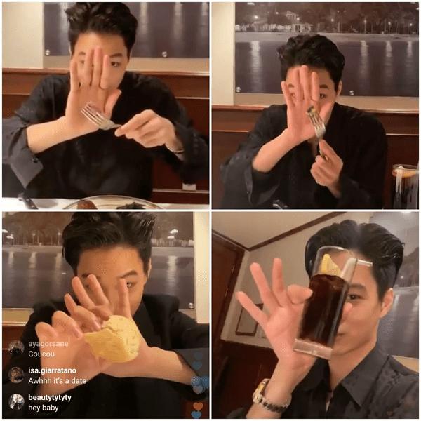 Các EXO-L thì cho rằng Kai giờ đây đã phát hiện ra đam mê mới của mình là làm một mukbang, những người vừa ăn uống vừa giao lưu trò chuyện với người khác qua màn hình. Biết đâu thời gian tới sẽ có thêm nhiều video ẩm thực do Kai làm chủ xị thì sao.