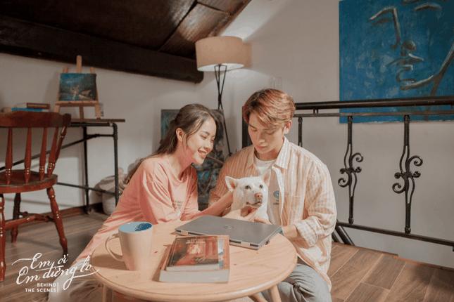 """Yong Anh kể chuyện tình yêu xa bằng những lời ca ngọt ngào với """"Em ơi em đừng lo"""" ảnh 4"""