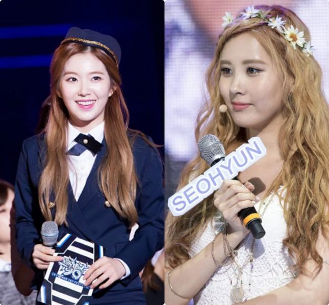 Seohyun (SNSD) và Irene (Red Velvet) lại gây hoang mang vì giống nhau như chị em sinh đôi ảnh 3