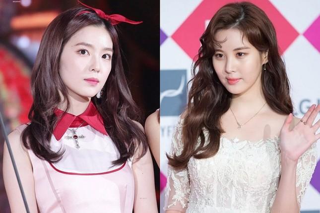 Seohyun (SNSD) và Irene (Red Velvet) lại gây hoang mang vì giống nhau như chị em sinh đôi ảnh 2