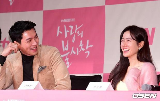 Thả thính liên tục, Hyun Bin - Son Ye Jin vẫn không thừa nhận hẹn hò là sao? ảnh 8