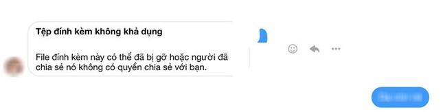 Người dùng Facebook Messenger tại Việt Nam gặp lỗi lạ khi gửi sticker, nút like ảnh 1