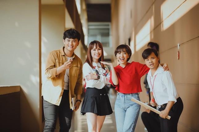 """Hotgirl gốc Việt giành giải """"Miss Teen"""" ở Mỹ đầu tư hơn 1 tỷ đồng cho web-drama về học đường ảnh 3"""