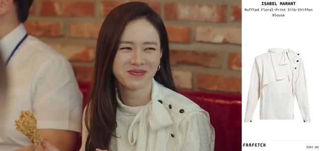 """""""Check giá"""" trang phục siêu đẹp của Yoon SeRi và Seo Dan trong 2 tập cuối Hạ Cánh Nơi Anh ảnh 14"""