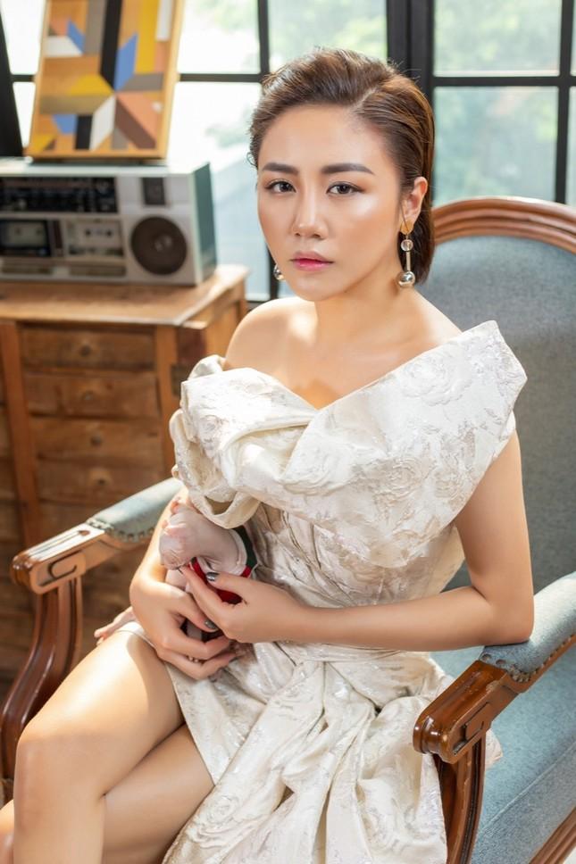 Hứa Kim Tuyền mong Văn Mai Hương giúp thoát ế khi thể hiện ca khúc mới ảnh 3