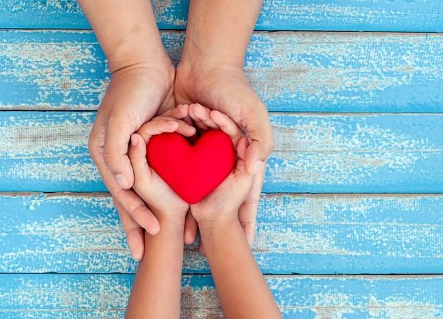 Vẻ đẹp không liên quan nhiều đến ngoại hình mà nằm bên trong trái tim bạn ảnh 3