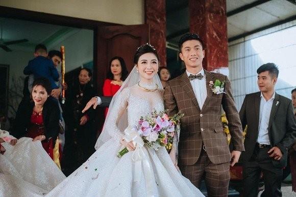 Vợ Phan Văn Đức khoe ảnh con đầu lòng, tiết lộ em bé có sống mũi cao giống bố ảnh 5