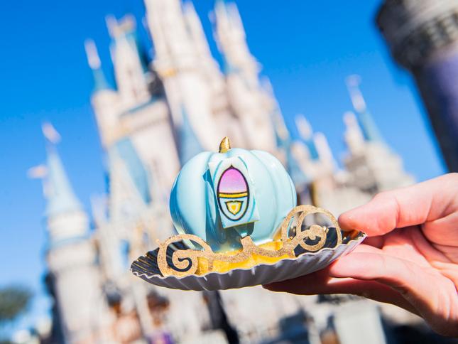 Loạt món ngon tái hiện các nhân vật Disney ảnh 1