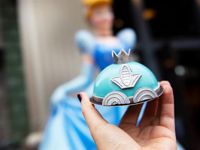 Loạt món ngon tái hiện các nhân vật Disney ảnh 7