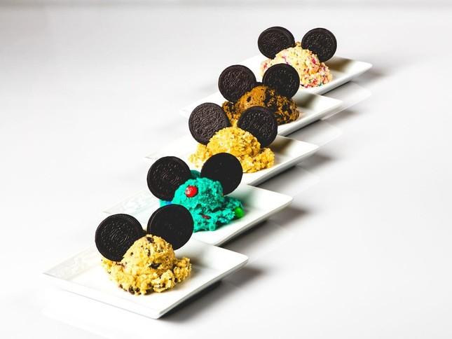 Loạt món ngon tái hiện các nhân vật Disney ảnh 18