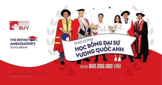 Trường Đại học Anh Quốc Việt Nam khởi động quỹ học bổng trị giá 40 tỷ đồng ảnh 4