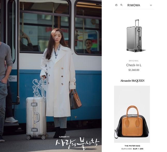 Bộ sưu tập túi cực đáng nể của nữ phụ Seo Dan trong Hạ Cánh Nơi Anh ảnh 2