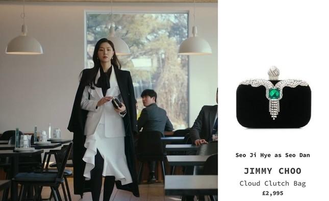 Bộ sưu tập túi cực đáng nể của nữ phụ Seo Dan trong Hạ Cánh Nơi Anh ảnh 5