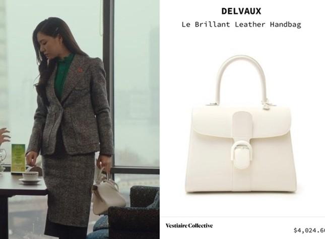 Bộ sưu tập túi cực đáng nể của nữ phụ Seo Dan trong Hạ Cánh Nơi Anh ảnh 6
