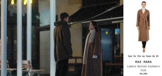 Thời trang đỉnh cao của Yoon SeRi - con gái tài phiệt kiêm Tổng Giám Đốc trong HCNA ảnh 8