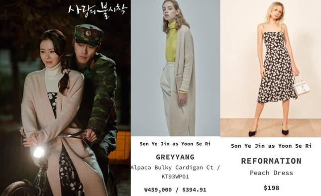 Thời trang đỉnh cao của Yoon SeRi - con gái tài phiệt kiêm Tổng Giám Đốc trong HCNA ảnh 1