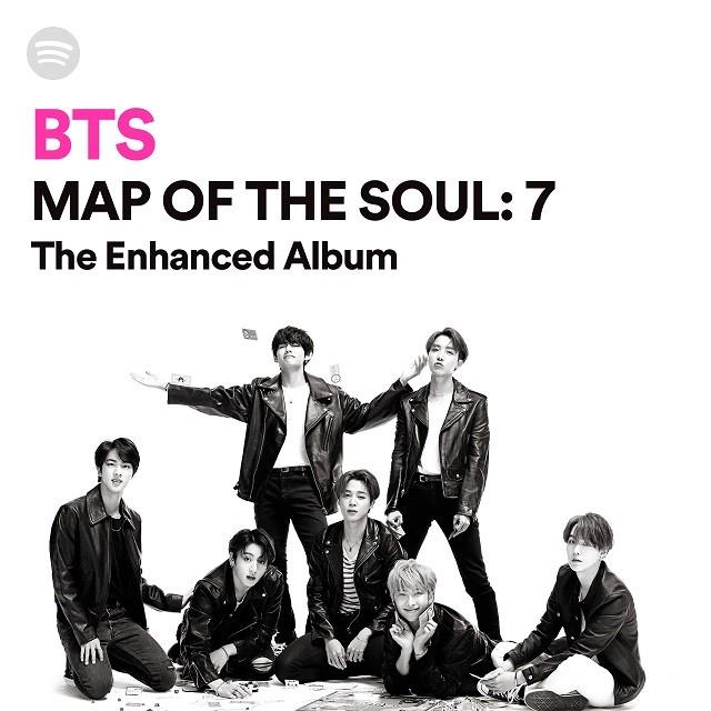 """Thưởng thức """"MAP OF THE SOUL: 7 The Enhanced Album"""" siêu thú vị của BTS  ảnh 1"""