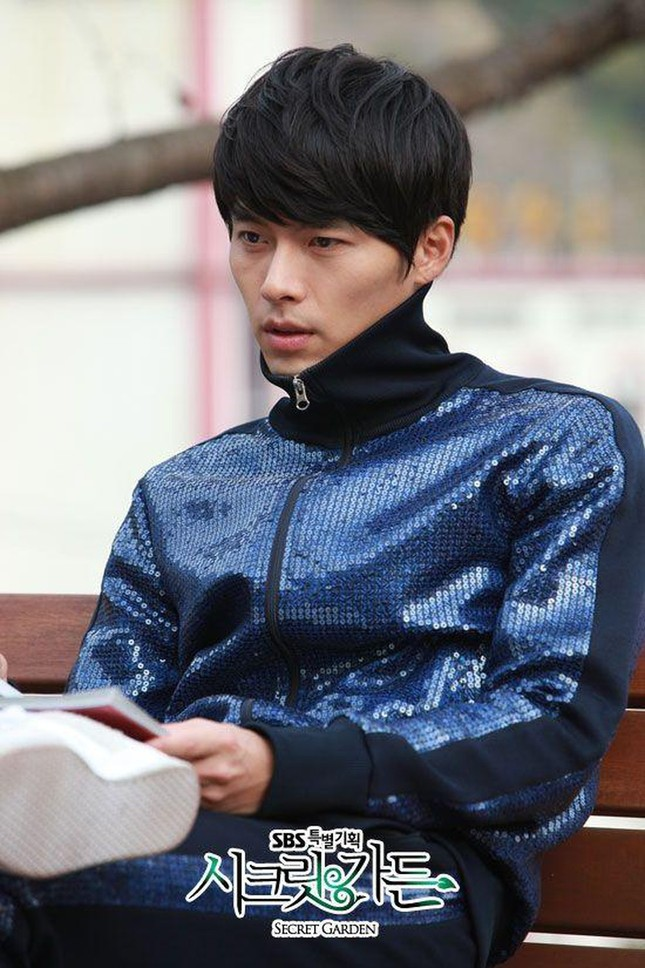Hyun Bin: Vạn vật thay đổi, duy chỉ có sự đẹp trai là ở lại suốt 15 năm  ảnh 2