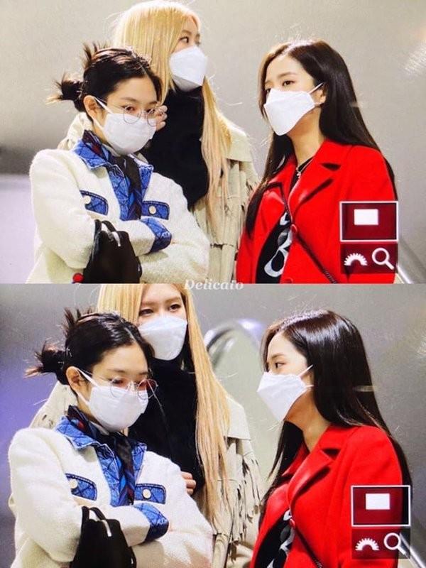Hàn Quốc đang bùng phát dịch bệnh Covid 19 thì Jennie lại vô tư như thế này ảnh 2