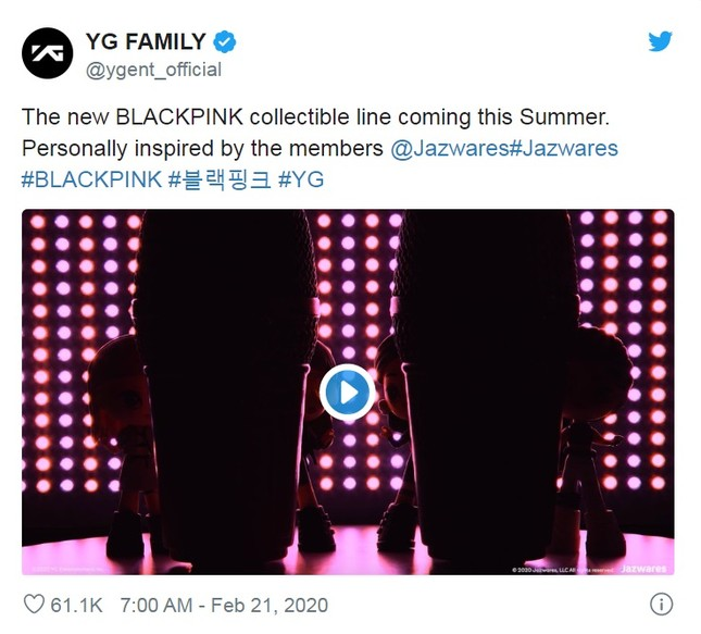 Fan lên tiếng đòi album mới cho Black Pink và đây là câu trả lời của YG Ent ảnh 3