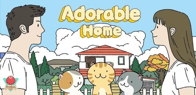 Adorable Home, tựa game gây bão những ngày qua có gì hay mà dân tình mê mẩn đến thế? ảnh 1