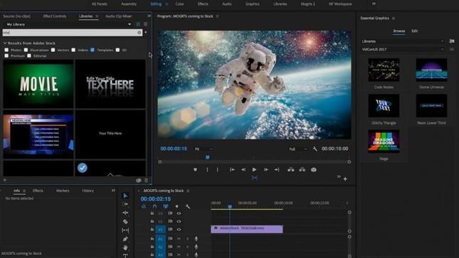 Đâu là phần mềm chỉnh sửa video tốt nhất hiện nay dành cho teen? ảnh 1