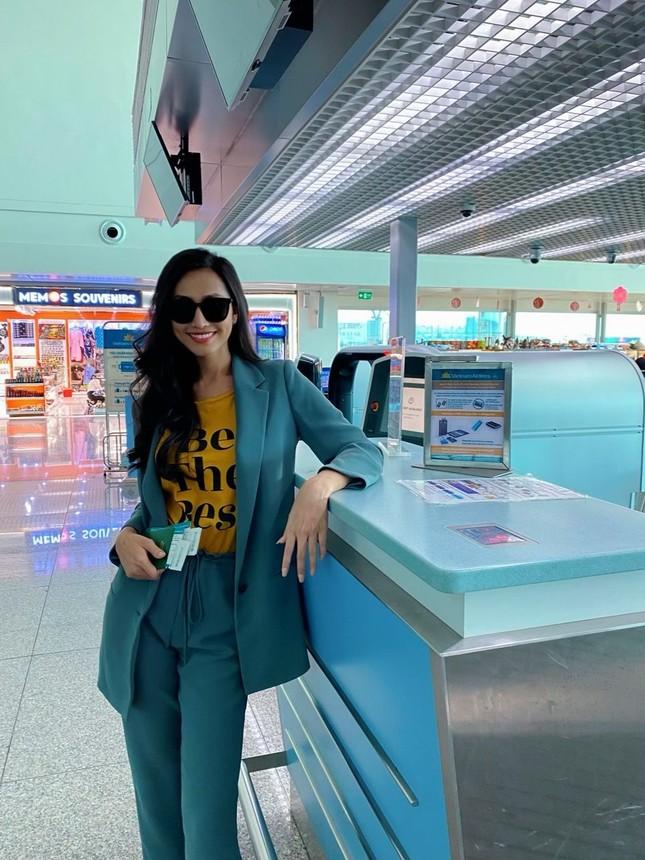 """Hoài Sa chính thức đại diện Việt Nam thi """"Hoa hậu Chuyển giới Quốc tế 2020"""" ảnh 2"""