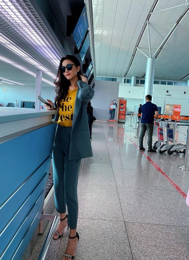 """Hoài Sa chính thức đại diện Việt Nam thi """"Hoa hậu Chuyển giới Quốc tế 2020"""" ảnh 1"""