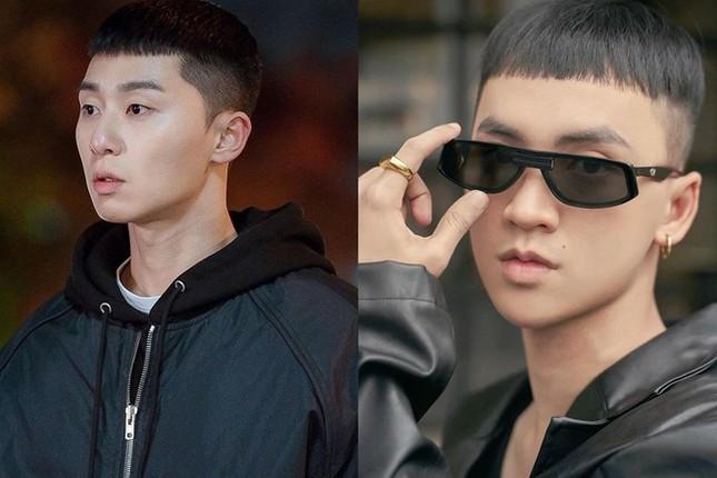 """Dân mạng bắt trend tóc ngố tàu của Park Seo Joon trong """"Itaewon Class"""" ảnh 3"""