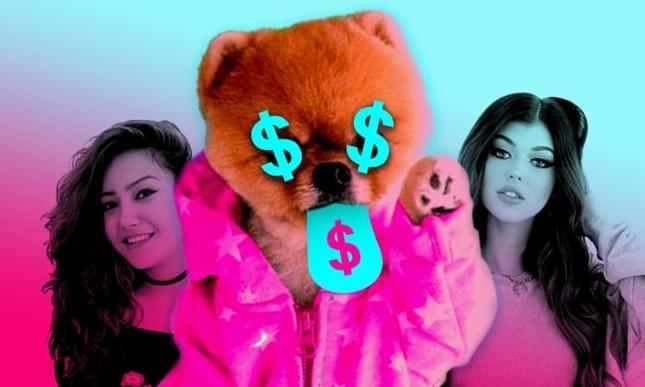 Người nổi tiếng trên TikTok có thể kiếm được 1 triệu USD cho mỗi video ảnh 1