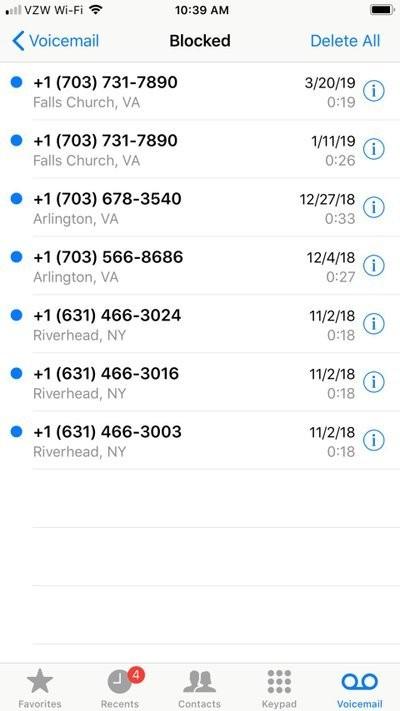 Điều gì sẽ xảy ra khi bạn chặn số ai đó trên iPhone của mình? ảnh 2