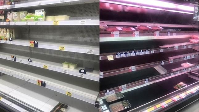 Người Hàn ồ ạt mua khẩu trang, siêu thị cháy hàng trong tâm dịch ảnh 15