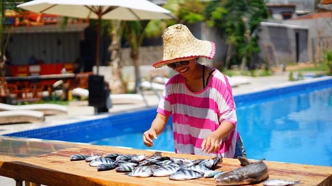 """""""Đón Hè"""" sớm bằng một chuyến đi câu ở làng chài Bình Thuận ảnh 10"""