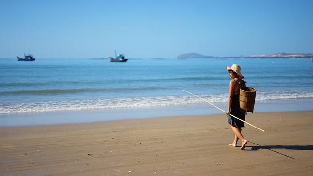 """""""Đón Hè"""" sớm bằng một chuyến đi câu ở làng chài Bình Thuận ảnh 2"""