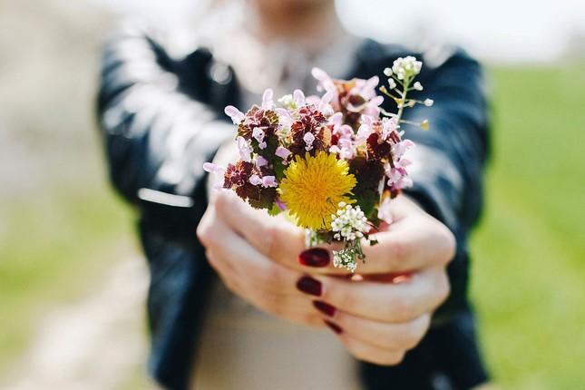 Sa mạc cũng có lúc được phủ đầy hoa, những điều tốt đẹp vẫn sẽ đến với bạn ảnh 4
