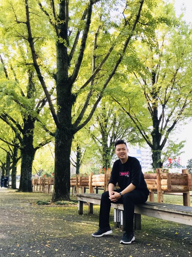 Câu chuyện thú vị của chàng đại biểu Việt Nam sau 10 ngày tại Nhật Bản qua chương trình SSEAYP 2019 ảnh 2
