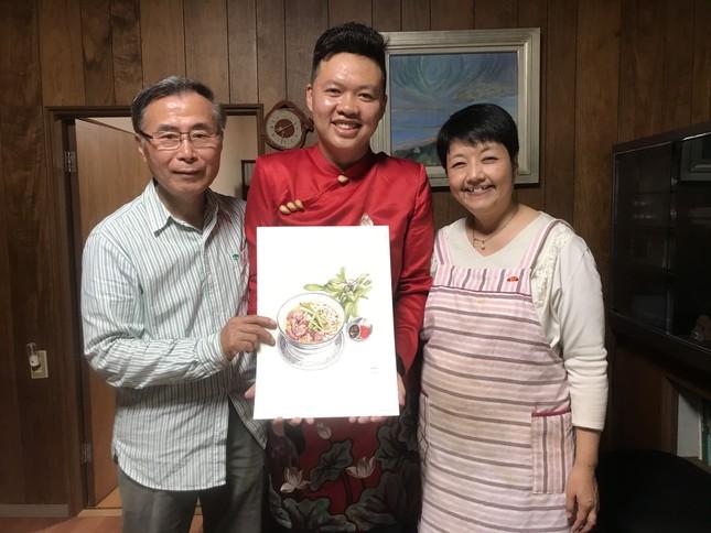Câu chuyện thú vị của chàng đại biểu Việt Nam sau 10 ngày tại Nhật Bản qua chương trình SSEAYP 2019 ảnh 6