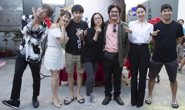 Phim mới của Thúy Ngân - Nhã Phương hé lộ dàn diễn viên quen thuộc ảnh 1