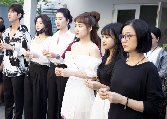 Phim mới của Thúy Ngân - Nhã Phương hé lộ dàn diễn viên quen thuộc ảnh 3