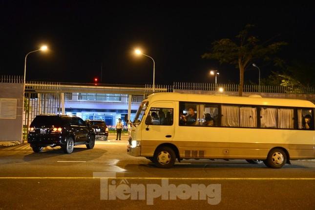 Đoàn du khách của Daegu rời Đà Nẵng về Hàn Quốc lúc nửa đêm ảnh 2