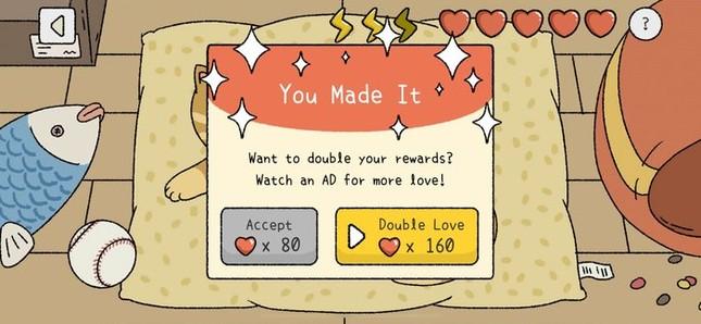 Tựa game Adorable Home bị lỗi lạ, người chơi không cần hack hay nạp tiền mà vẫn được nhiều tim ảnh 3