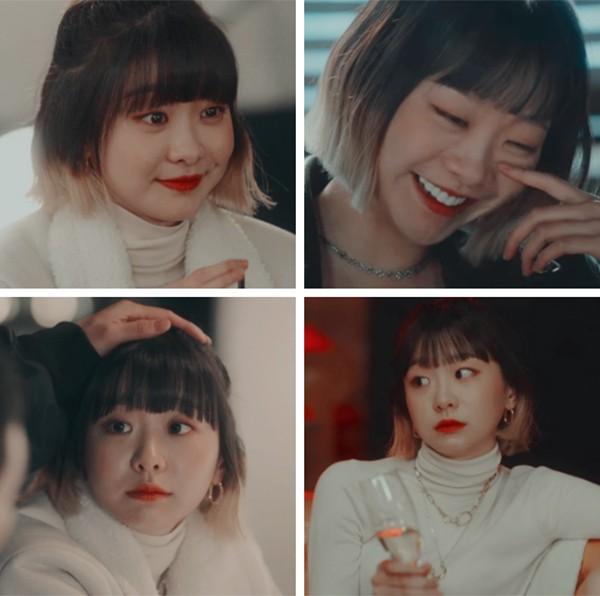 """Nữ quái của """"Itaewon Class"""" hack tuổi nhờ cắt tóc ngắn ảnh 3"""