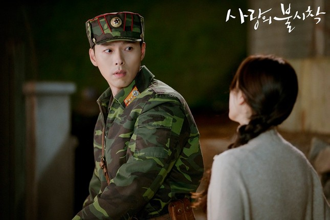 """Tuyển tập """"bùa yêu"""" cộp mác Trung đội trưởng Ri Jeong Hyeok ảnh 3"""