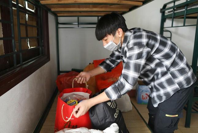 16 ngày cách ly của 36 học sinh Bình Xuyên (Vĩnh Phúc) ảnh 3